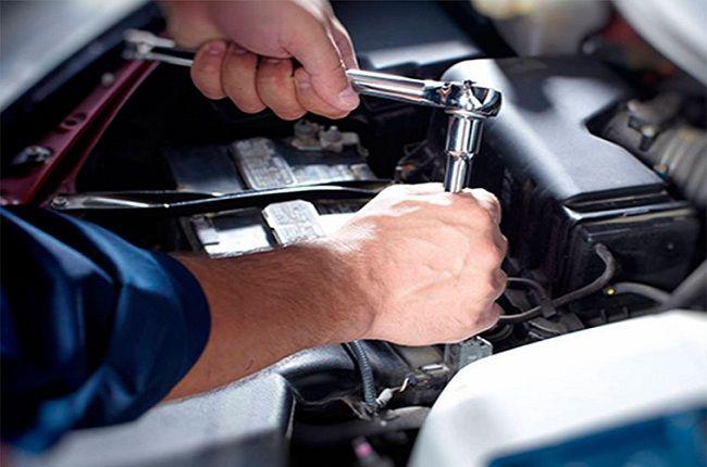 Automobile Brake Rotor Repair